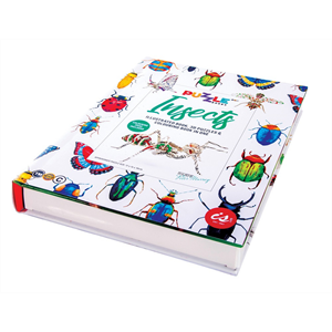 3D Puzzle Book - Insect