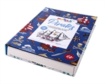3D Puzzle Book - Pirates-construction-models-craft-The Games Shop