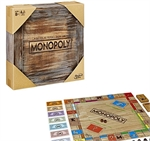 Monopoly - Rustic Edition-board games-The Games Shop