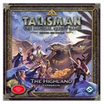 Talisman - Highland Expansion-board games-The Games Shop
