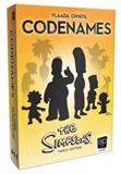 Codenames - The Simpsons-board games-The Games Shop