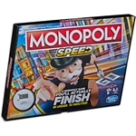 Monopoly - Speed-board games-The Games Shop