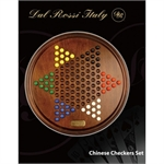 Chinese Checkers - Deluxe with Marbles-board games-The Games Shop