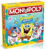 Monopolyv- SpongeBob Squarepants-board games-The Games Shop