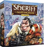Sheriff of Nottingham - 2nd edition -board games-The Games Shop