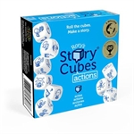 Rory's Story Cubes - Actions-card & dice games-The Games Shop