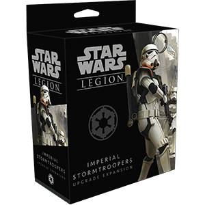 Star Wars -  Legion - Imperial Stormtroopers Upgrade Expansoin