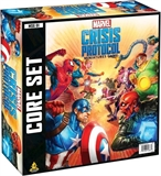 Marvel Crisis Protocol Minatures Game - Core Set-board games-The Games Shop