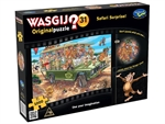 Wasgij Original - #31 Safari Surprise-jigsaws-The Games Shop