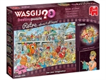 Wasgij Destiny - Retro #3 Sands of Time-jigsaws-The Games Shop