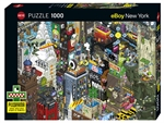 Heye - 1000 Pixorama - New York Quest-jigsaws-The Games Shop
