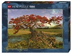 Heye - 1000 piece Enigma Trees - Strontium Tree-jigsaws-The Games Shop