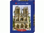 Heye - 1000 piece Classic Loup - Vive Notre Dame!-jigsaws-The Games Shop