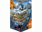 Heye - 1500 piece Osterle - Submarine Fun-jigsaws-The Games Shop