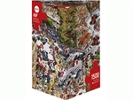 heye - 1500 piece Loup - Monaco Classics-jigsaws-The Games Shop
