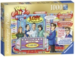 Ravensburger - 1000 piece What If? - #21 The Game Show-jigsaws-The Games Shop