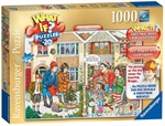 Ravensburger - 1000 piee What If? - #20 Christmas Lights-jigsaws-The Games Shop