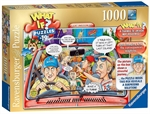 Ravensburger - 1000 piee What If? - #19 Are we There Yet?-jigsaws-The Games Shop