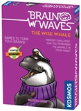 Brain Waves - Wise Whale-board games-The Games Shop