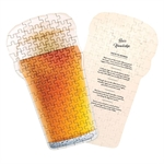 LUCKIES BEER JIGSAW PUZZLE-quirky-The Games Shop
