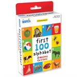 First 100 Alphabet Matching Game-card & dice games-The Games Shop