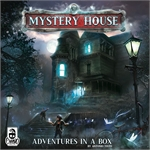 Mystery House-board games-The Games Shop