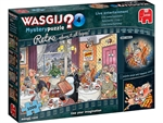 Wasgij Mystery - Retro #4 Live Entertainment-jigsaws-The Games Shop