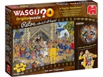 Wasgij original - Retro #4  A Day to Remember-jigsaws-The Games Shop