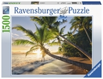Ravensburger - 1500 piece - Beach Hideaway-jigsaws-The Games Shop