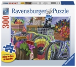 Ravensburger - 300 piece Large Format - Bicycle Group-jigsaws-The Games Shop