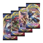 Pokemon - Sword and Shield Booster-trading card games-The Games Shop