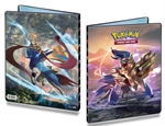 Pokemon - 9 pocket Portfolio sword and Shield-trading card games-The Games Shop