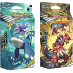 Pokemon - sun & Moon Cosmic Eclipse Theme Deck-trading card games-The Games Shop