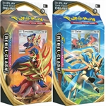 Pokemon - Sword & Shield Rebel Clash Theme deck-trading card games-The Games Shop