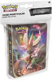 Pokemon - Sword 7 Shield Rebel Clash Mini Portfolio-trading card games-The Games Shop