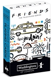 Playing Cards - Single Deck Friends-card & dice games-The Games Shop