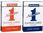 Playing Cards - Single Deck Waddingtons-card & dice games-The Games Shop