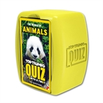Top Trumps Quiz - Animals-board games-The Games Shop