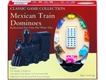 Dominoes - Mexican Train Classic-traditional-The Games Shop
