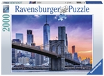 Ravensburger - 2000 piece - New York Skyline-jigsaws-The Games Shop