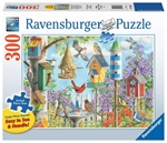 Ravensburger - 300 piece Large Format -  Home Tweet Home-jigsaws-The Games Shop