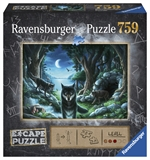 Ravensburger - 759 piece Escape - #7 The Curse of the Wolves-jigsaws-The Games Shop