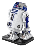 Metal Earth Iconx - Star Wars R2-D2-construction-models-craft-The Games Shop