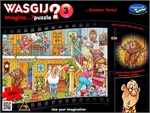 Wasgij Imagine... - #3 Slumber Party-jigsaws-The Games Shop