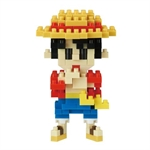 Nanoblock - Small One Piece Luffy-construction-models-craft-The Games Shop