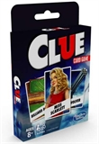 Clue Card Game-card & dice games-The Games Shop