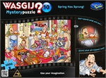 Wasgij Mystery - #10 Spring has Sprung-wasgij-The Games Shop