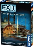 Exit - Theft on the Mississippi-board games-The Games Shop