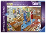 Ravensburger - 500 Piece - The Haberdasher-jigsaws-The Games Shop
