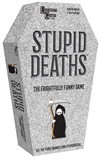 Stupid Deaths Mini in a tin-board games-The Games Shop